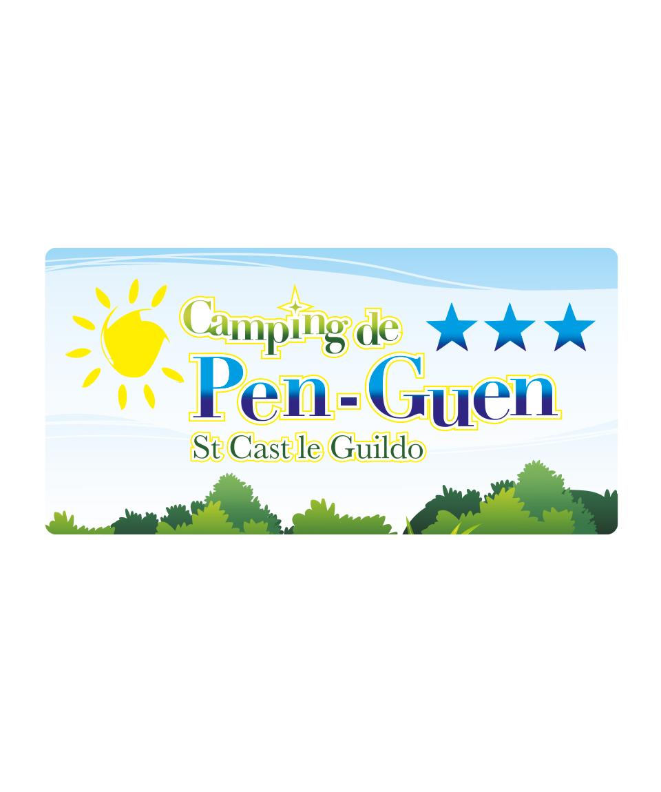 Logo Camping de Pen-Guen