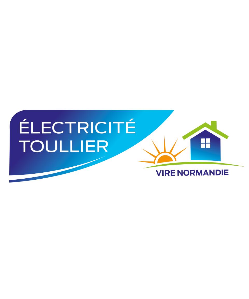 Logo Electricité Toullier Vire Normandie