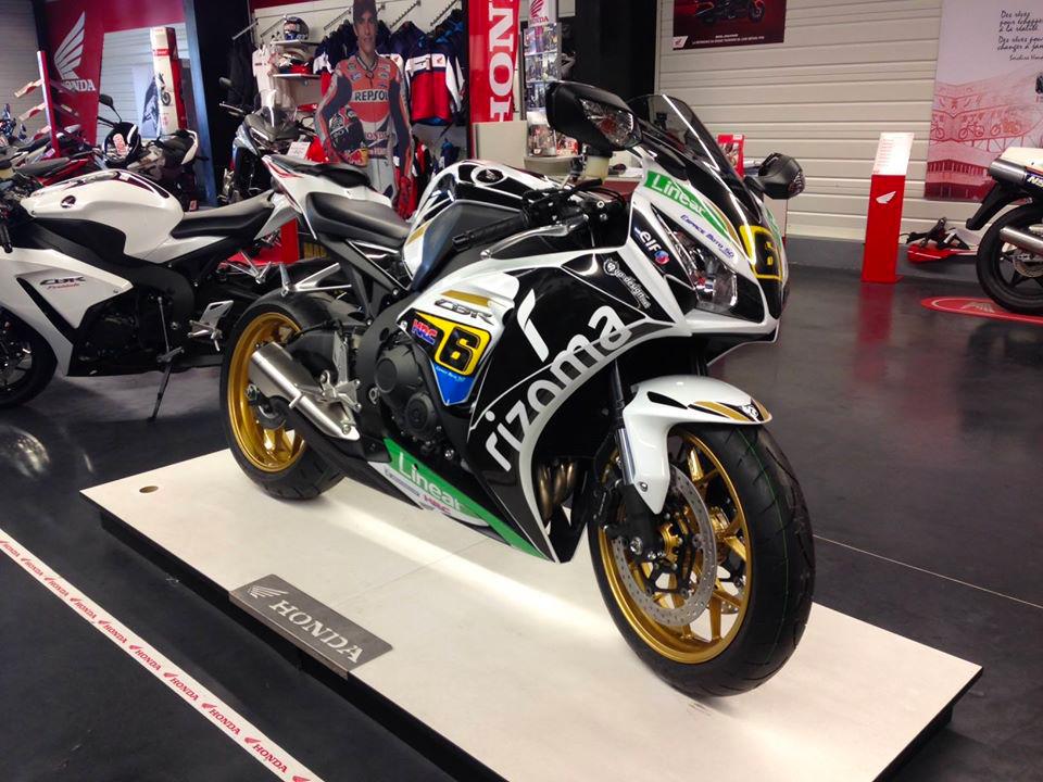 Kit déco Honda CBR